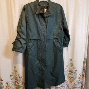 Vintage Fleet street trench coat